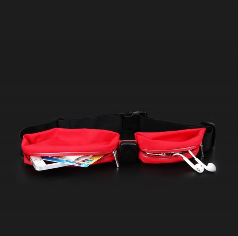 the best LED Waistbag USB Rechargeable for runners